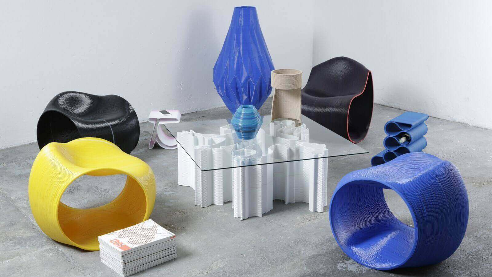 3D Printed Furniture: If You Love Them Head Over to Kickstarter | All3DP