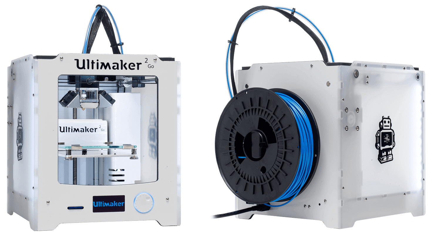Ultimaker 2 Go: First Impression | All3DP