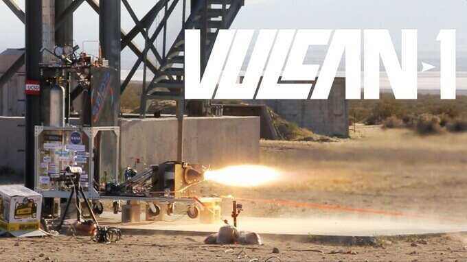 Heavenwards: Vulcan-I, the 3D printed rocket engine | All3DP