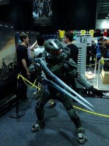 Halo Energy Sword at E3