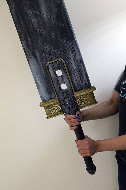10 Epic 3d Printed Swords From Video Games And Movies All3dp