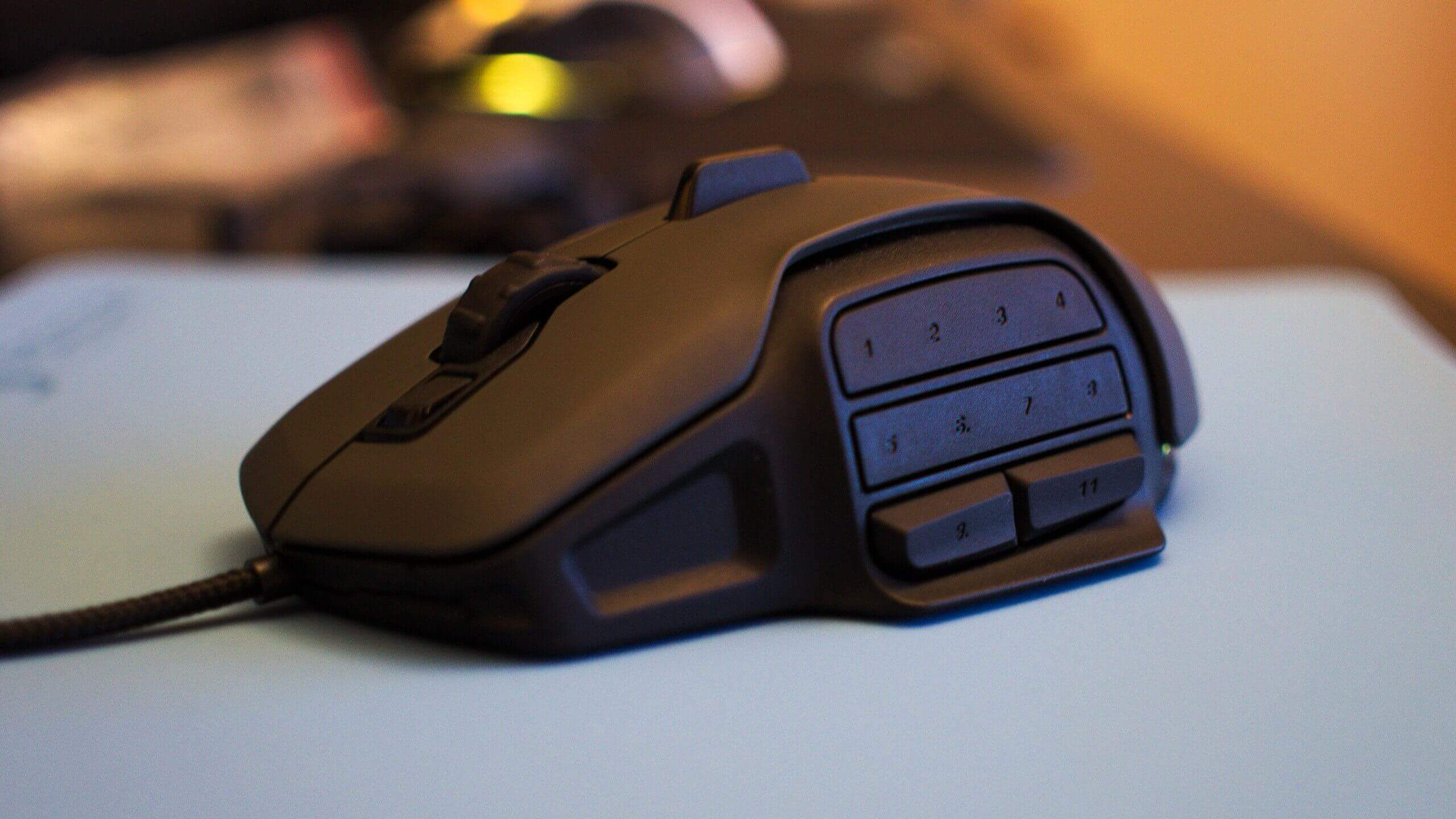 Roccat Nyth 3D Printable Mouse For Pro Gamers | All3DP