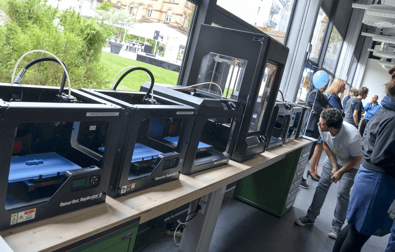FabLab Berlin is World's Biggest and Best | All3DP