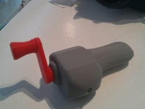 What a nice shape. (source: thingiverse)
