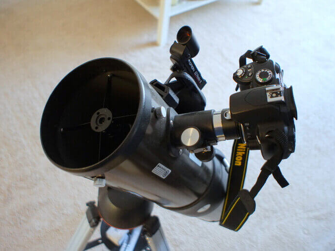 3d Print A Camera To Telescope Adapter For Nikon Sony Canon All3dp
