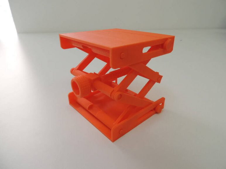 Image of Cool Things to 3D Print: Platform Jack