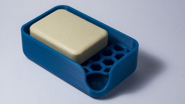 Image of Food Safe 3D Printing – Fact: Use Warm Water with Antibacterial Soap