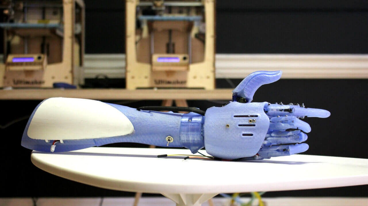 Reddit begins crowdsourcing next generation bionics | All3DP