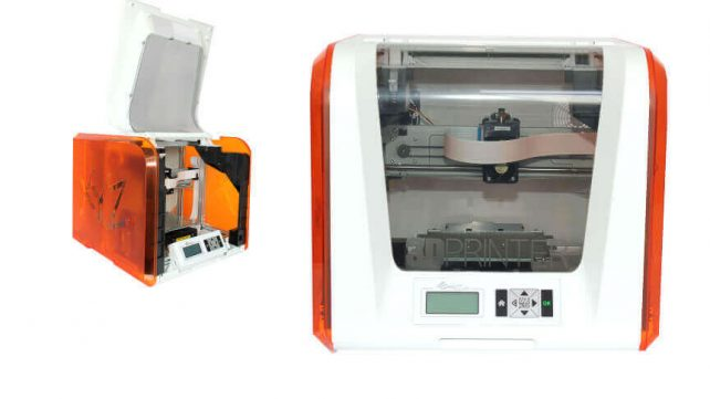 Featured image of Da Vinci Jr. 3D Printer Review: Good for Beginners?