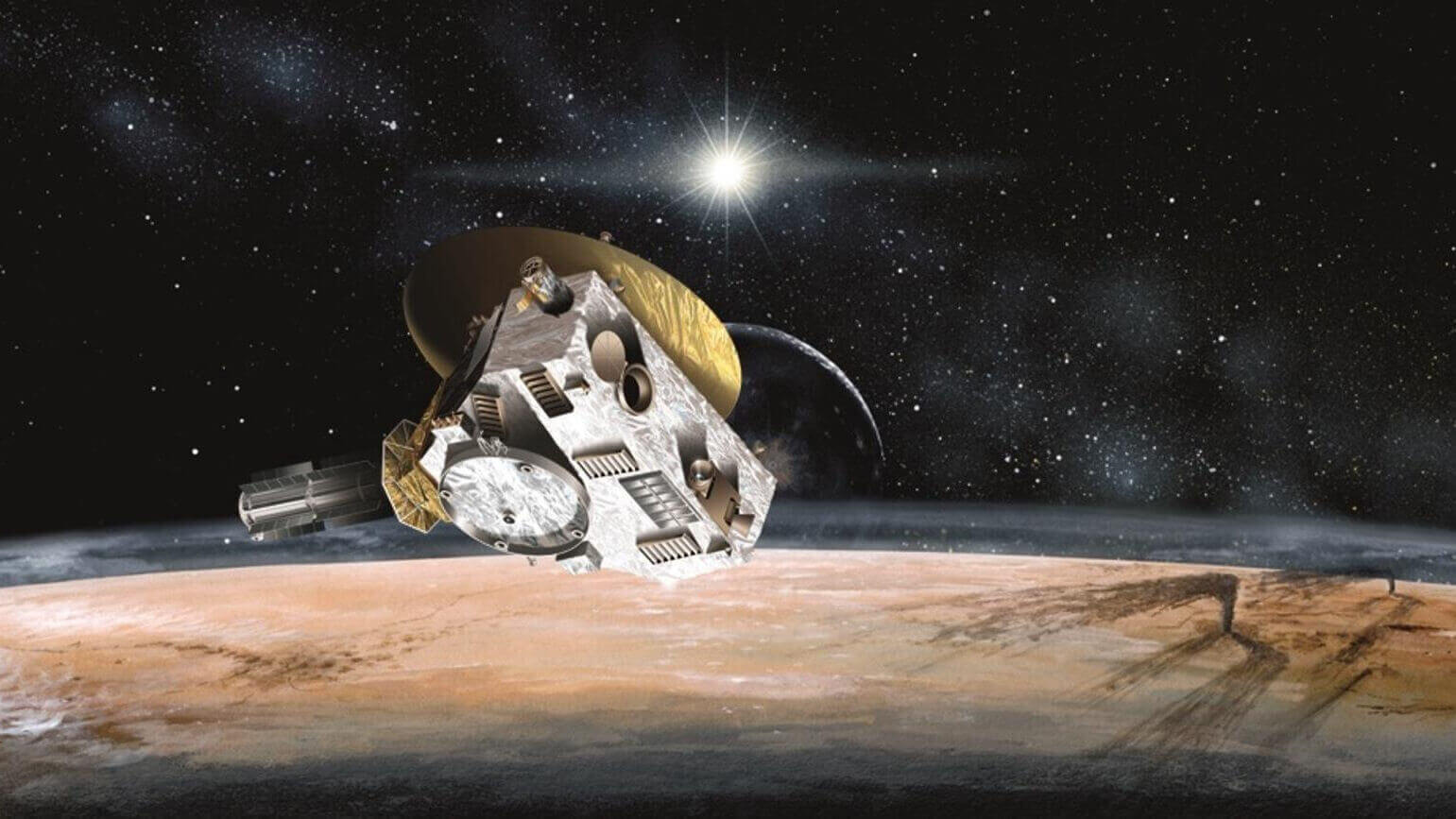 New Horizons Pluto 3D Model Available for Free | All3DP