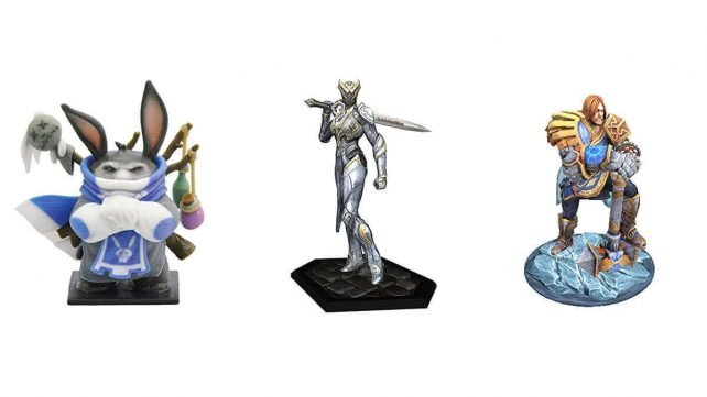 Featured image of 3D Printed Video Game Characters from Amazon
