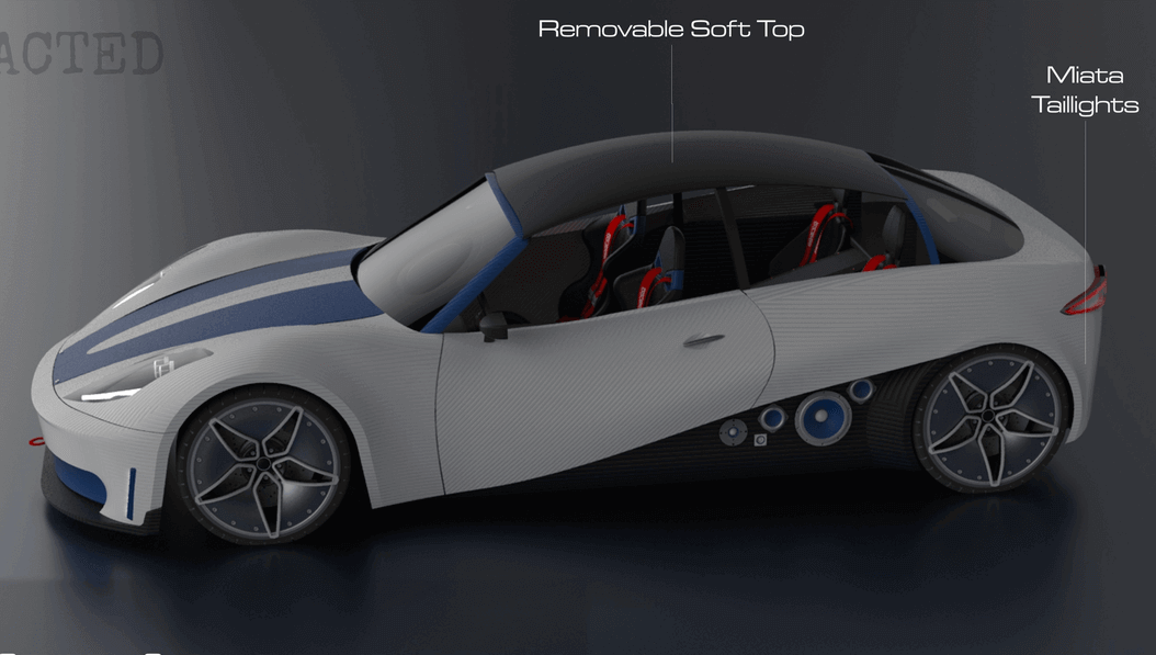 3D Printed Cars: Brand New Model From Local Motors | All3DP