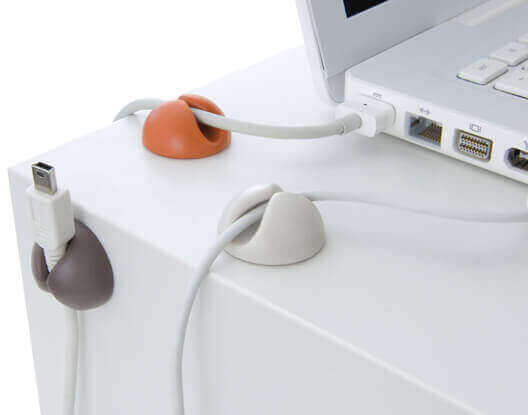 Image of Fun Things to 3D Print in an Hour (or Less): Cable Holder