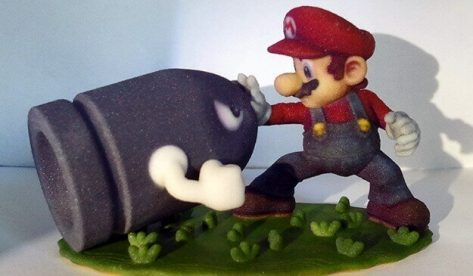 Featured image of 10 Cool 3D Printed Retro Gaming Statues & Figurines for Your Desktop