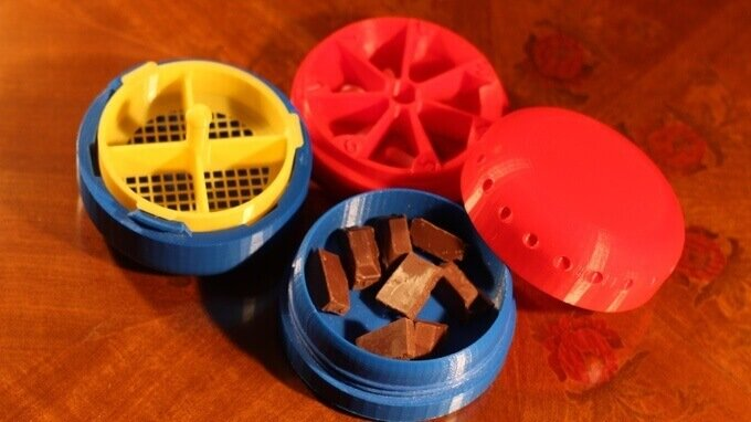 3D Printed Pill Coaters: Practical or Disconcerting? | All3DP
