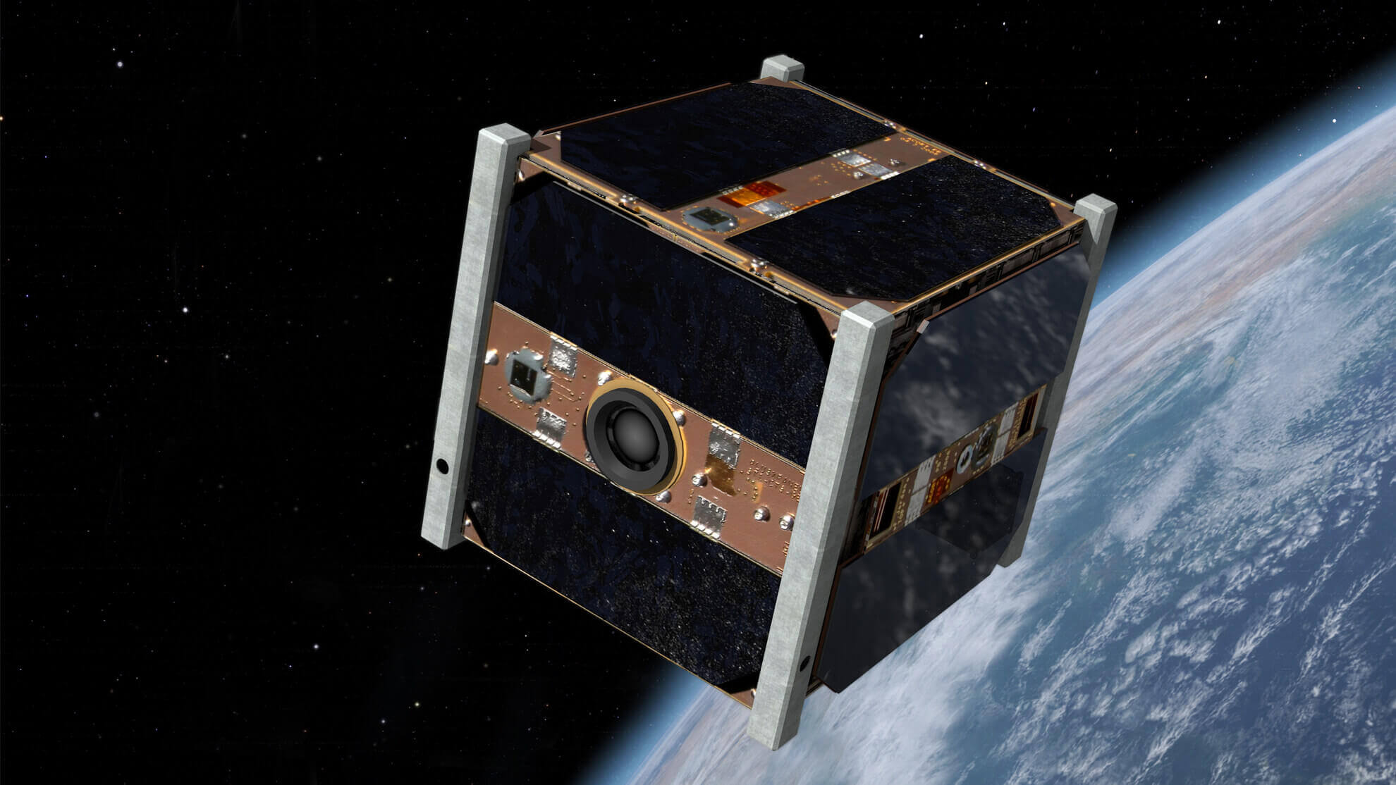 3D Printed Satellites to be Made In Space | All3DP