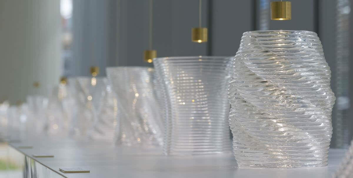 3D Printed Glass developed by MIT is Mesmerizing | All3DP