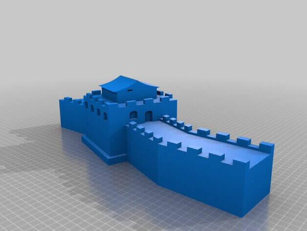 30 Wonders of the World 3D Printed   All3DP