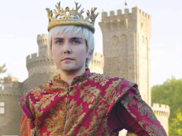 Image of Game of Thrones 3D Models to 3D Print: Joffrey Baratheon's Crown
