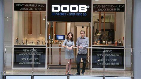 Featured image of Doob Opens 3D Selfie Stores in Berlin, Barcelona, Sydney