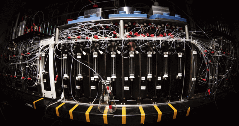molecule machine