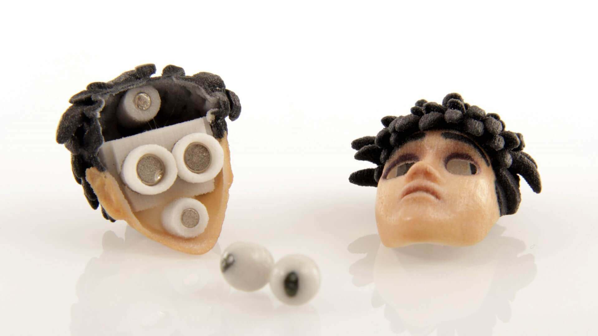 3D Printed Stop Motion: How To Create the Perfect Faceset | All3DP