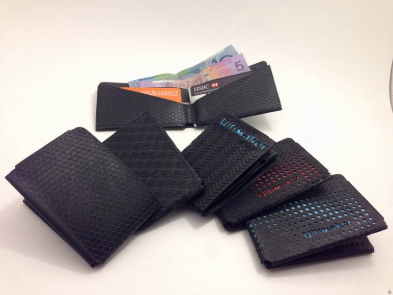 Image of Fun Things to 3D Print in an Hour (or Less): Men's Wallet