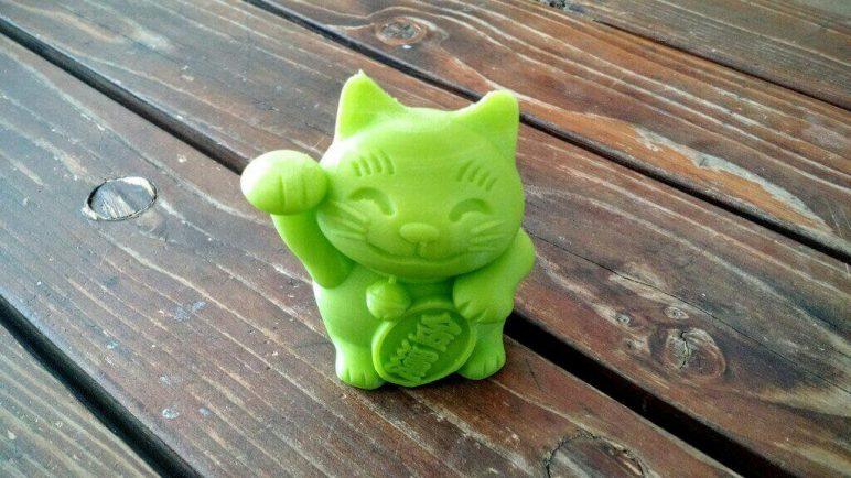 Image of 3D-Drucker-Material: PET