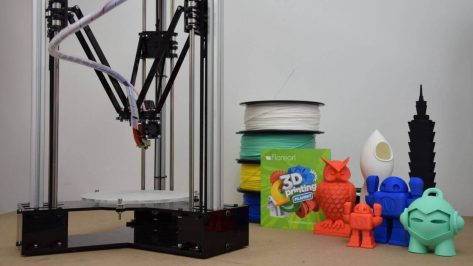 Featured image of 19 Year Old Engineer Launches NFire 1 Modular 3D Printer