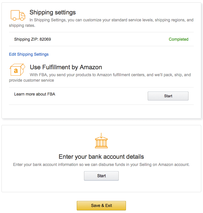 Dkb Bank Account Step By Step: Selling 3D Printed Items On Amazon: A Step By Step Guide