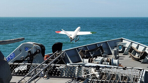 Royal Navy Test Launches 3D Printed Drone At Sea | All3DP