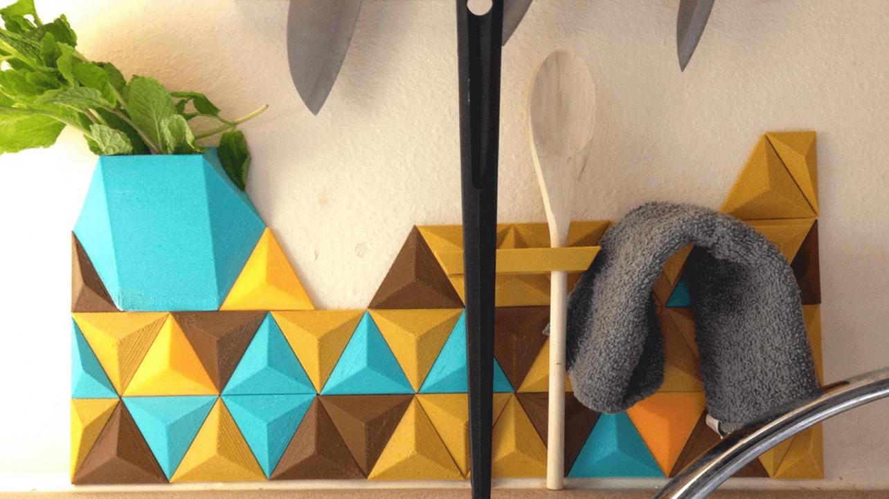 Featured image of 30 tolle Küchenhelfer aus dem 3D-Drucker