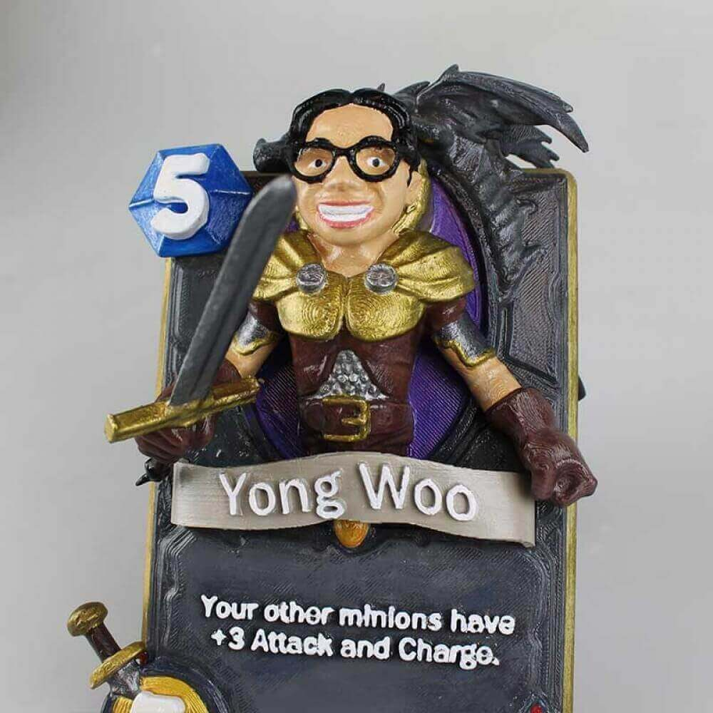 DIY Hearthstone Card: 9 Best Hearthstone Cards to 3D Print | All3DP