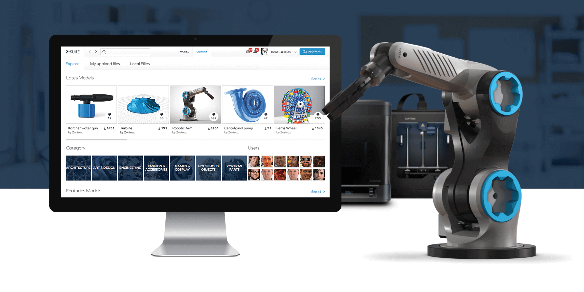 Zortrax News: Get a Free Robot Arm | All3DP