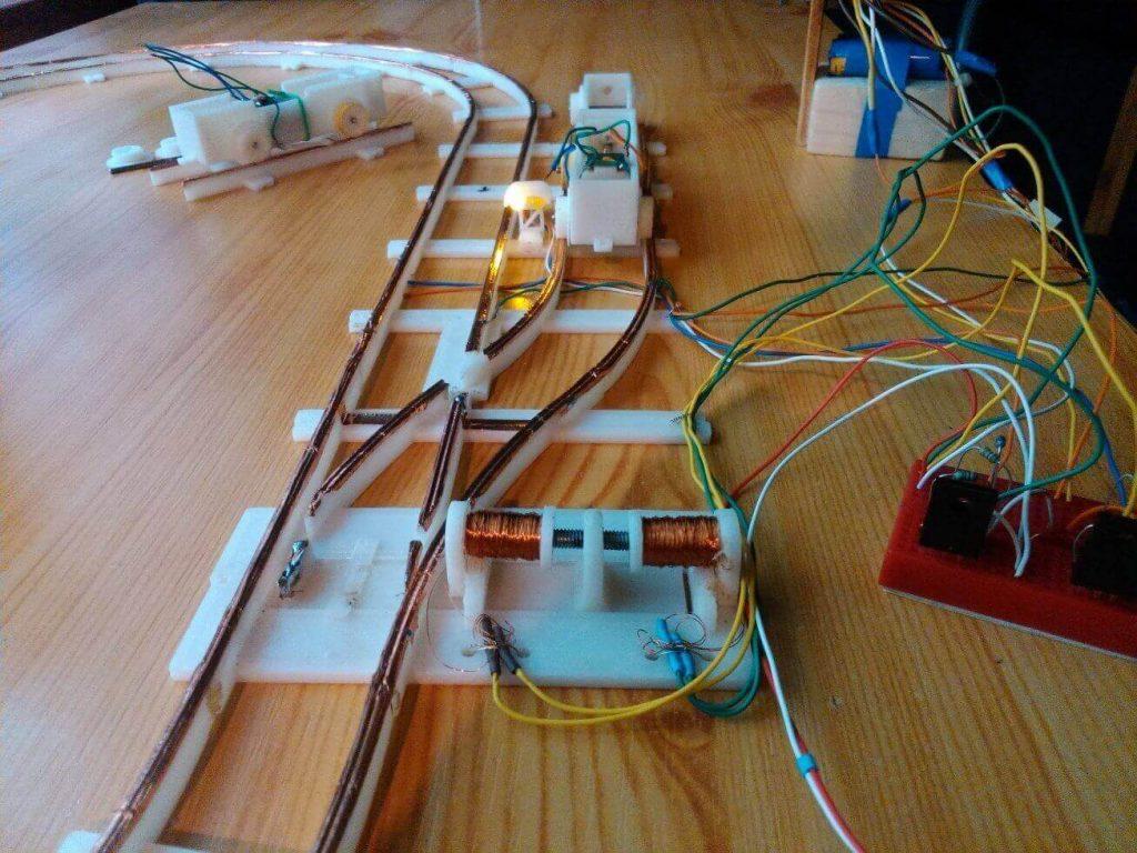 Broke Hackers' Model Railway
