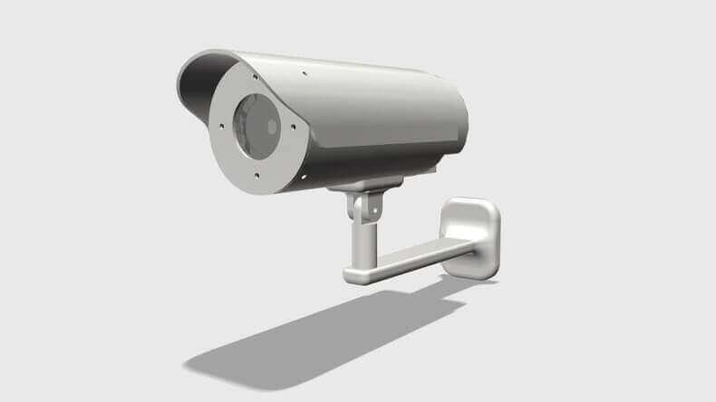 Build a 3D Printed Raspberry Pi Security Camera in 9 Easy Steps | All3DP