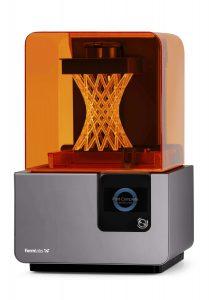 3D printing methods: SLA (image: Formlabs)