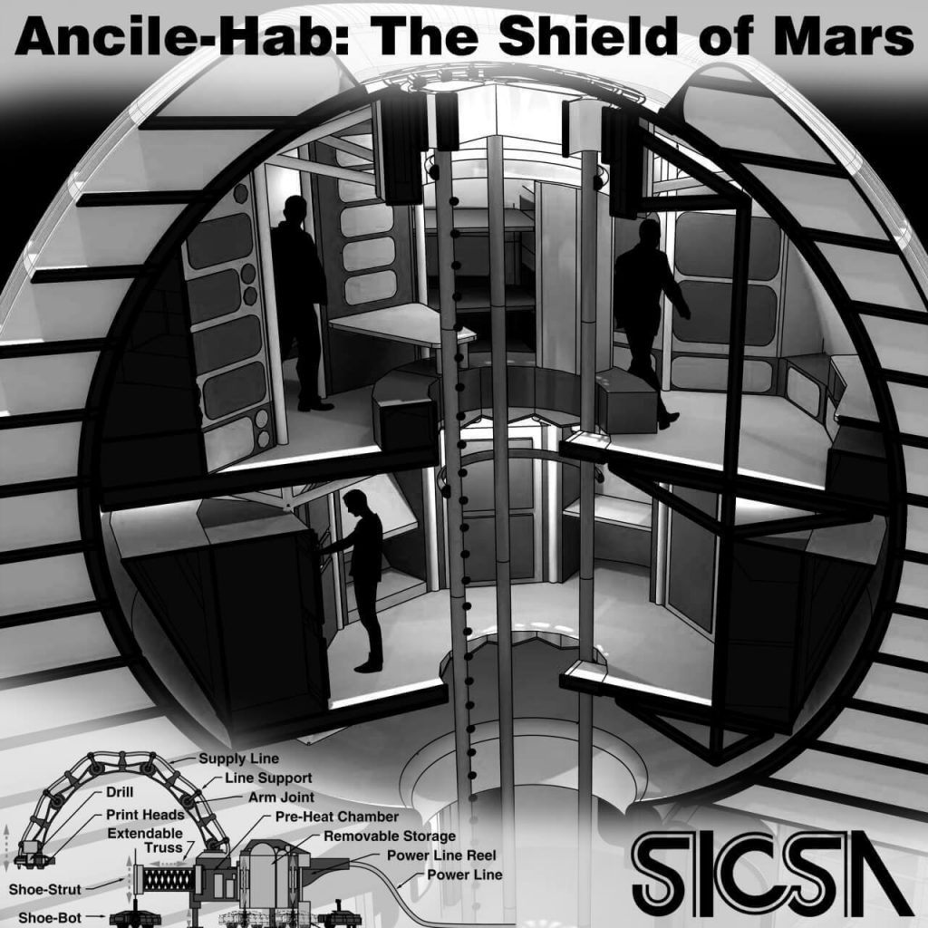 shield of mars