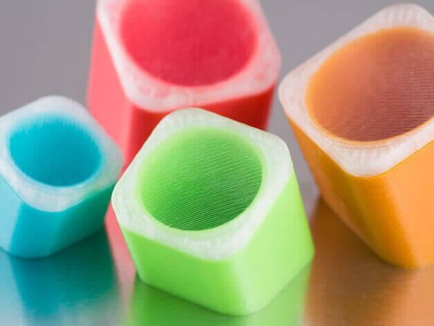 Image of 30 tolle Küchenhelfer aus dem 3D-Drucker: Aufbewahrungsbehälter