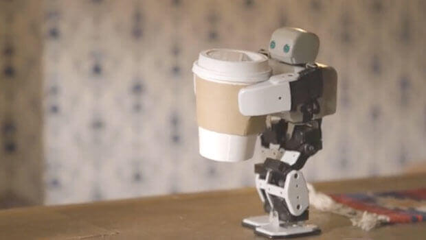 Adorable 3D Printable Robot: Meet the PLEN2 | All3DP