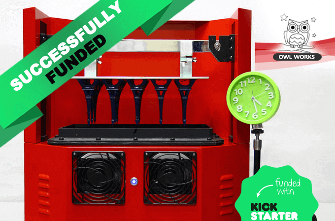 The Future of 3D Printing is Crowdfunded | All3DP
