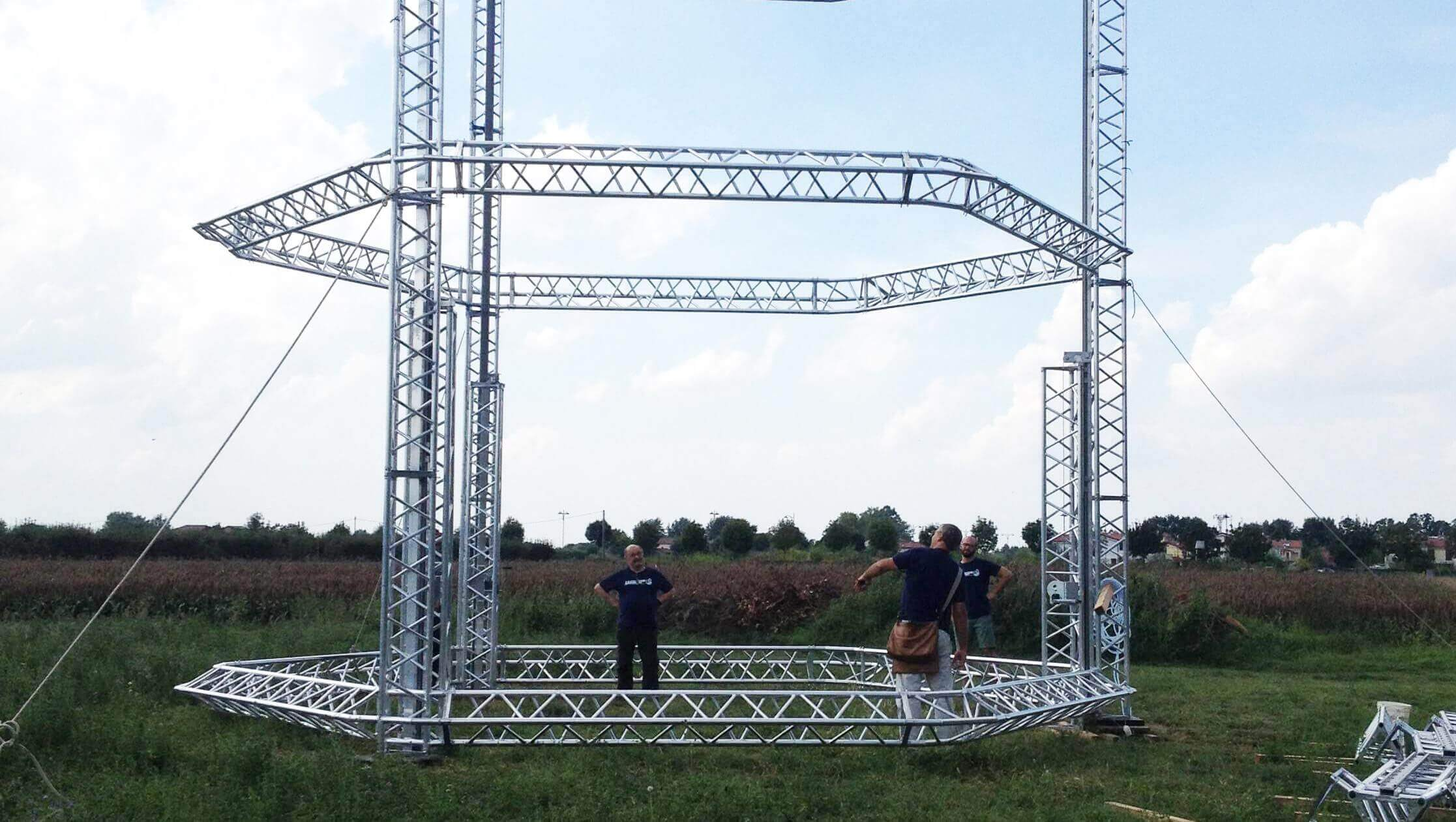 Biggest 3D Delta Printer Ever: 12 Meters High, Prints Houses | All3DP