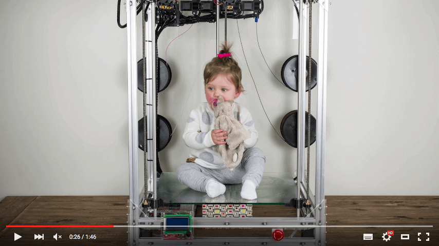 3D Printer on Kickstarter: Are you ready for THE BEAST...? | All3DP
