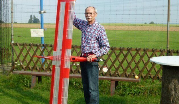 German Pensioner Shares Amazing 3D Printed Aircraft | All3DP