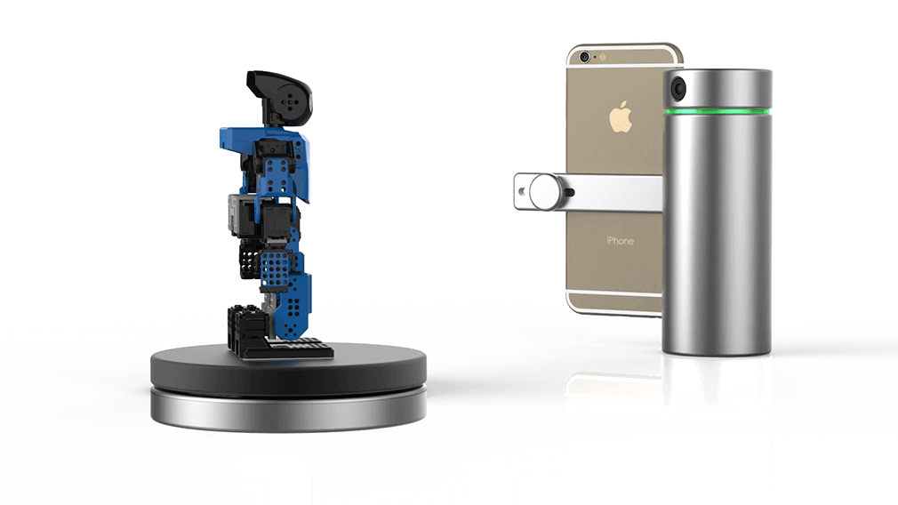 High-Precision 3D Scanner for Your Smartphone | All3DP