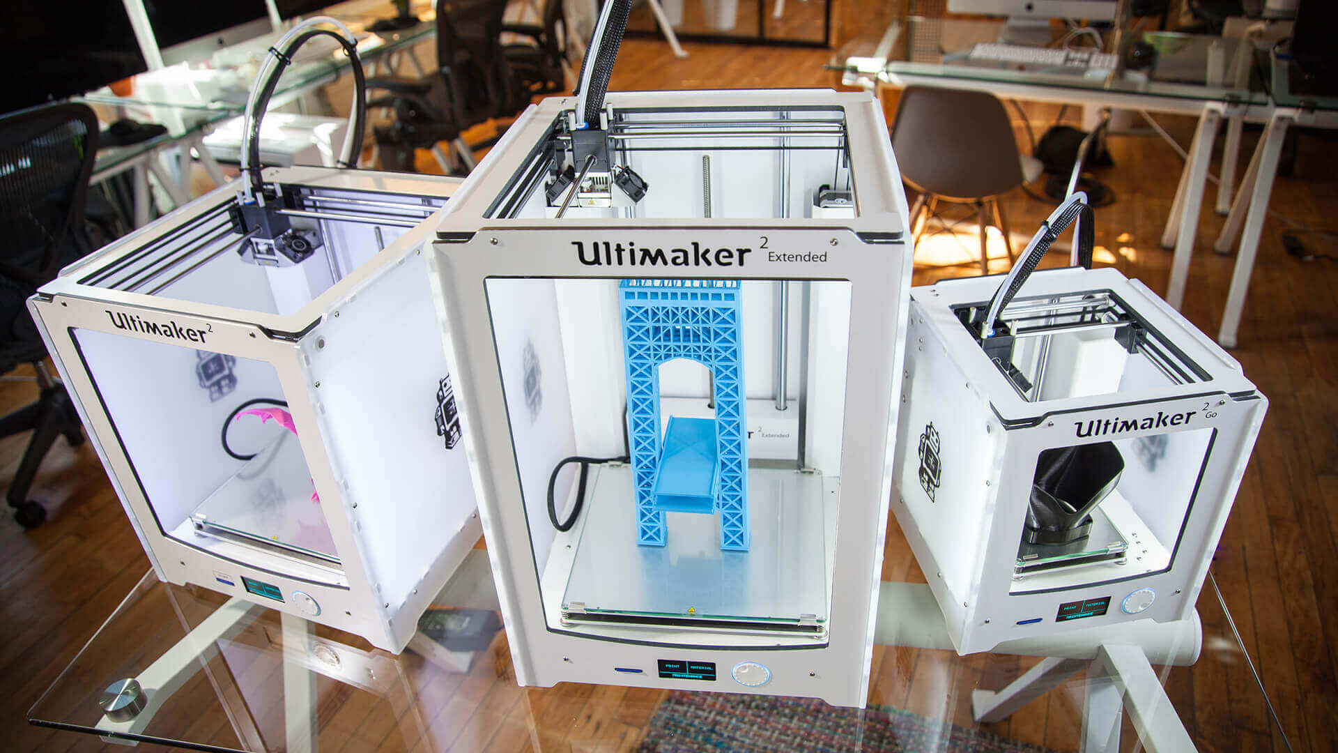 Ultimaker Releases Source Files for Ultimaker 2 Go and Extended | All3DP