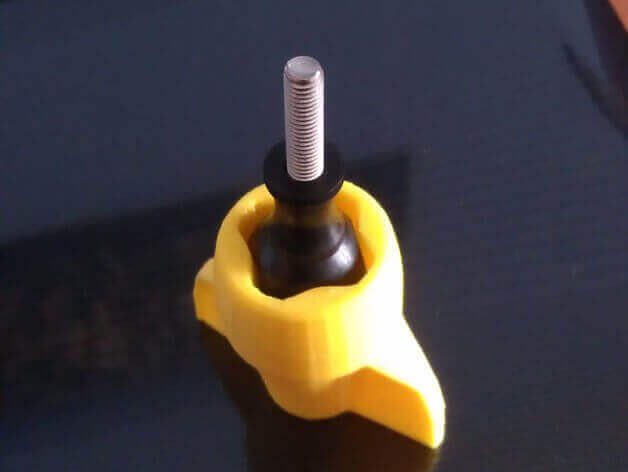 Image of Best GoPro Accessories to 3D Print or Buy: Knob Tightener