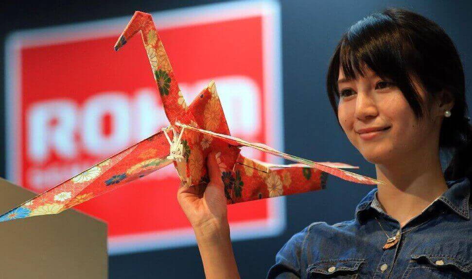 Japanese Paper Drone Weighs 1oz, Flies Like a Bird | All3DP