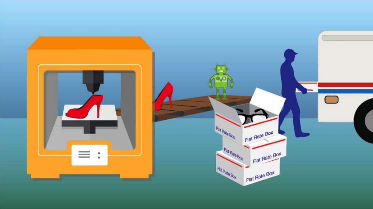 3D Printing and the Future of the Postal Service | All3DP