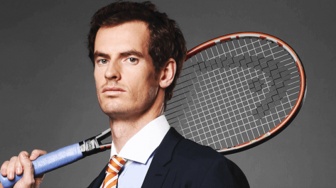 Featured image of Tennis Champ Andy Murray backs MyMiniFactory on Seedrs